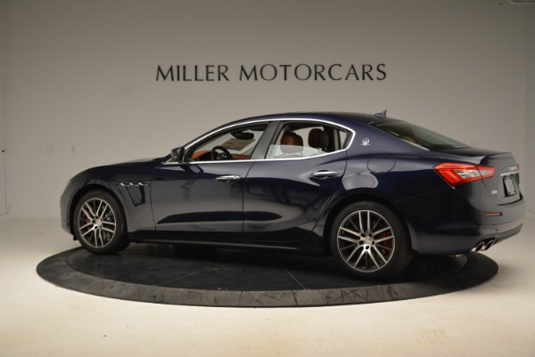 New 2018 Maserati Ghibli S Q4 for sale Sold at Pagani of Greenwich in Greenwich CT 06830 4