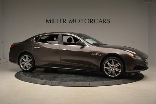 New 2018 Maserati Quattroporte S Q4 GranLusso for sale Sold at Pagani of Greenwich in Greenwich CT 06830 11