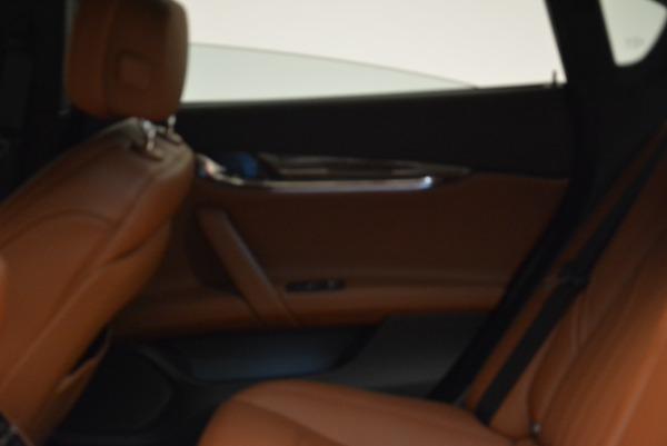 New 2018 Maserati Quattroporte S Q4 GranLusso for sale Sold at Pagani of Greenwich in Greenwich CT 06830 18