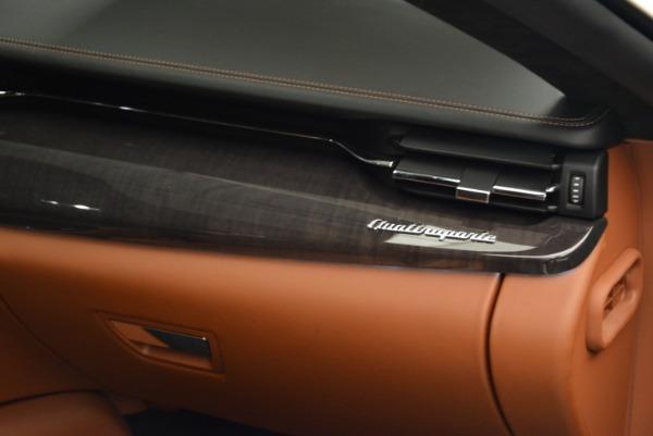 New 2018 Maserati Quattroporte S Q4 GranLusso for sale Sold at Pagani of Greenwich in Greenwich CT 06830 20