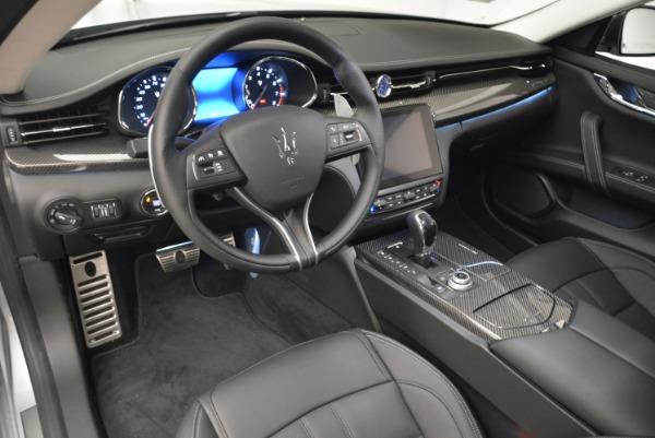 Used 2018 Maserati Quattroporte S Q4 Gransport for sale $66,900 at Pagani of Greenwich in Greenwich CT 06830 12