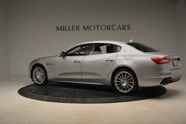 Used 2018 Maserati Quattroporte S Q4 Gransport for sale $66,900 at Pagani of Greenwich in Greenwich CT 06830 3