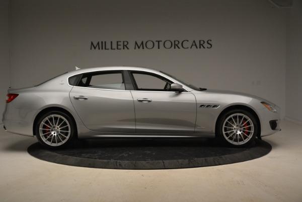 Used 2018 Maserati Quattroporte S Q4 Gransport for sale $66,900 at Pagani of Greenwich in Greenwich CT 06830 8