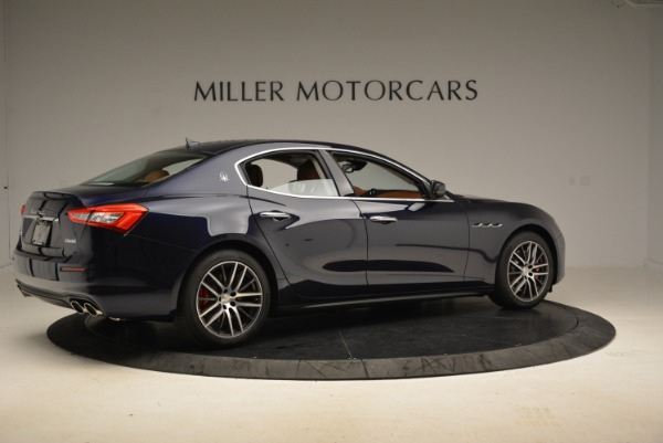 New 2018 Maserati Ghibli S Q4 for sale Sold at Pagani of Greenwich in Greenwich CT 06830 8