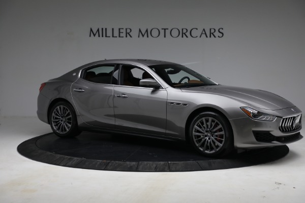 Used 2018 Maserati Ghibli S Q4 for sale $54,900 at Pagani of Greenwich in Greenwich CT 06830 10