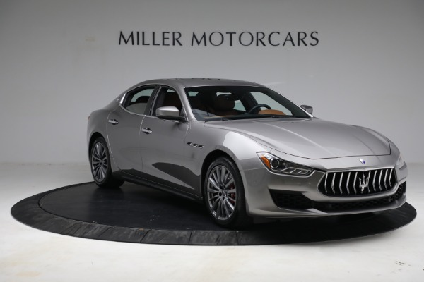 Used 2018 Maserati Ghibli S Q4 for sale $54,900 at Pagani of Greenwich in Greenwich CT 06830 11