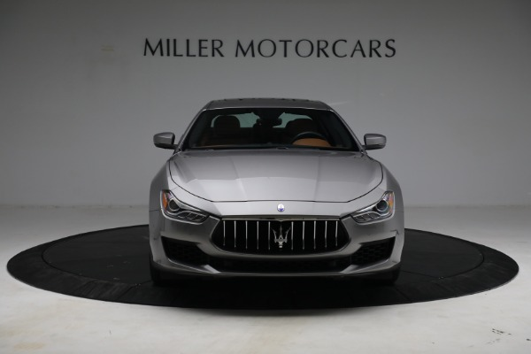 Used 2018 Maserati Ghibli S Q4 for sale $54,900 at Pagani of Greenwich in Greenwich CT 06830 12
