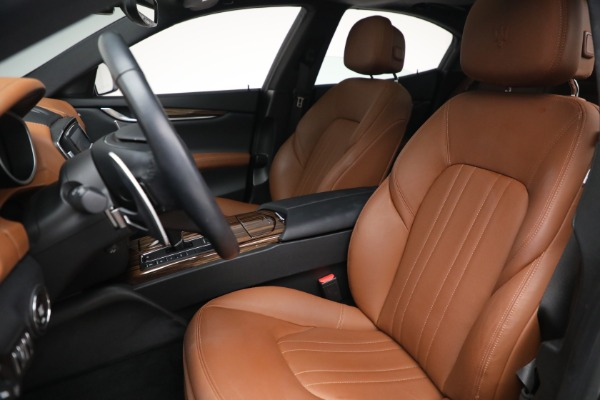 Used 2018 Maserati Ghibli S Q4 for sale $54,900 at Pagani of Greenwich in Greenwich CT 06830 15