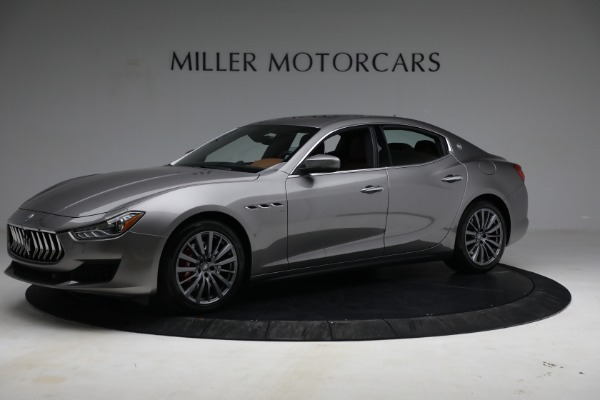 Used 2018 Maserati Ghibli S Q4 for sale $54,900 at Pagani of Greenwich in Greenwich CT 06830 2
