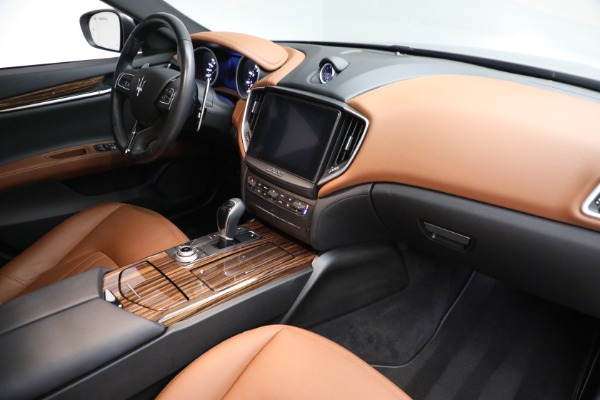 Used 2018 Maserati Ghibli S Q4 for sale $54,900 at Pagani of Greenwich in Greenwich CT 06830 25
