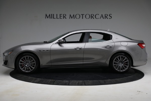 Used 2018 Maserati Ghibli S Q4 for sale $54,900 at Pagani of Greenwich in Greenwich CT 06830 3