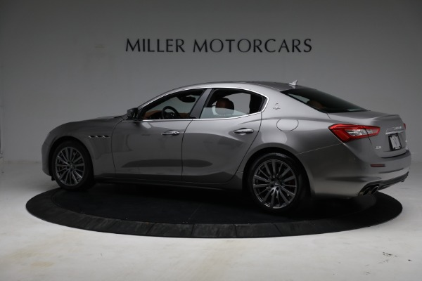 Used 2018 Maserati Ghibli S Q4 for sale $54,900 at Pagani of Greenwich in Greenwich CT 06830 4
