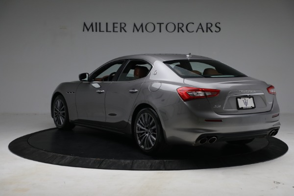Used 2018 Maserati Ghibli S Q4 for sale $54,900 at Pagani of Greenwich in Greenwich CT 06830 5