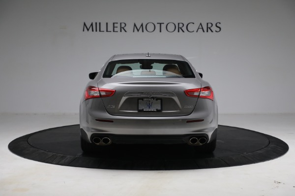 Used 2018 Maserati Ghibli S Q4 for sale $54,900 at Pagani of Greenwich in Greenwich CT 06830 6