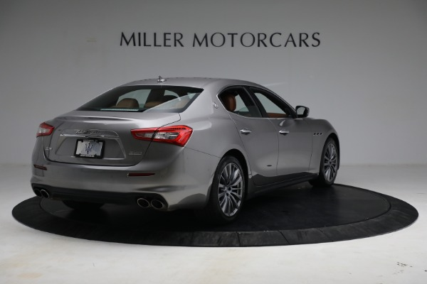 Used 2018 Maserati Ghibli S Q4 for sale $54,900 at Pagani of Greenwich in Greenwich CT 06830 7