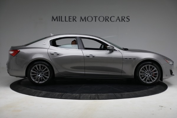 Used 2018 Maserati Ghibli S Q4 for sale $54,900 at Pagani of Greenwich in Greenwich CT 06830 9