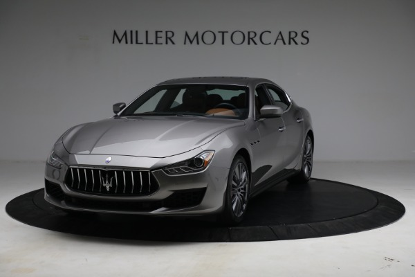 Used 2018 Maserati Ghibli S Q4 for sale $54,900 at Pagani of Greenwich in Greenwich CT 06830 1