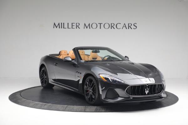 New 2018 Maserati GranTurismo MC Convertible for sale Sold at Pagani of Greenwich in Greenwich CT 06830 11