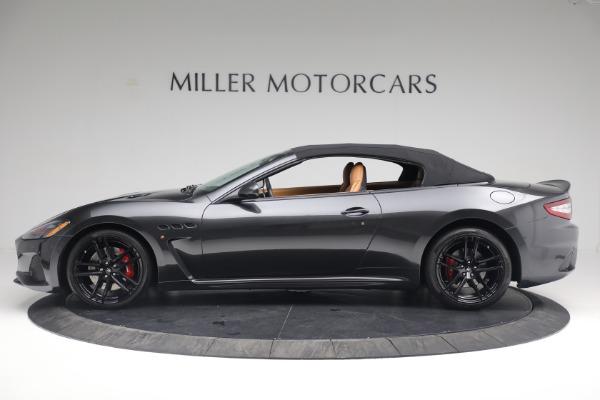 New 2018 Maserati GranTurismo MC Convertible for sale Sold at Pagani of Greenwich in Greenwich CT 06830 14