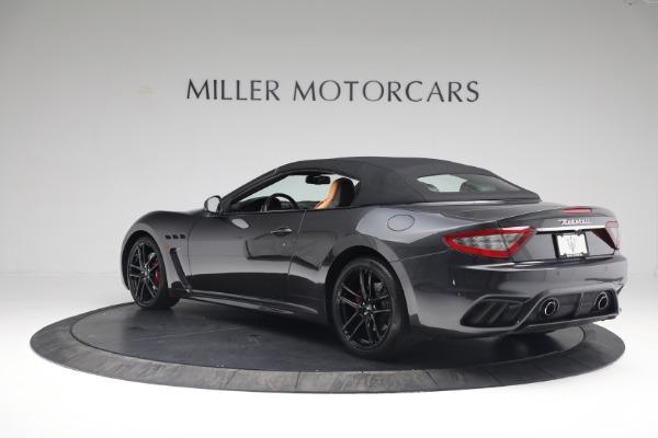 New 2018 Maserati GranTurismo MC Convertible for sale Sold at Pagani of Greenwich in Greenwich CT 06830 15