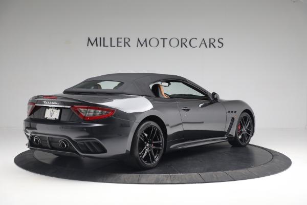New 2018 Maserati GranTurismo MC Convertible for sale Sold at Pagani of Greenwich in Greenwich CT 06830 16