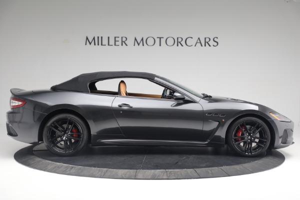 New 2018 Maserati GranTurismo MC Convertible for sale Sold at Pagani of Greenwich in Greenwich CT 06830 17
