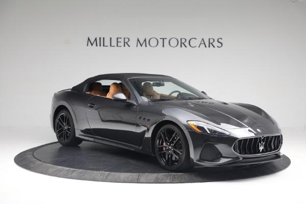 New 2018 Maserati GranTurismo MC Convertible for sale Sold at Pagani of Greenwich in Greenwich CT 06830 18