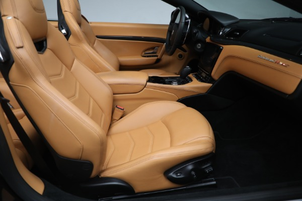 New 2018 Maserati GranTurismo MC Convertible for sale Sold at Pagani of Greenwich in Greenwich CT 06830 24