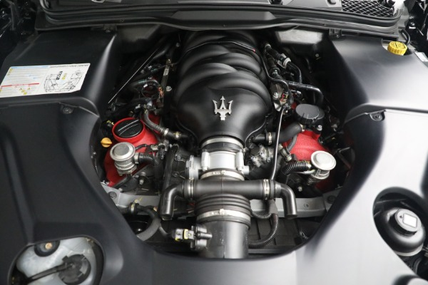 New 2018 Maserati GranTurismo MC Convertible for sale Sold at Pagani of Greenwich in Greenwich CT 06830 27