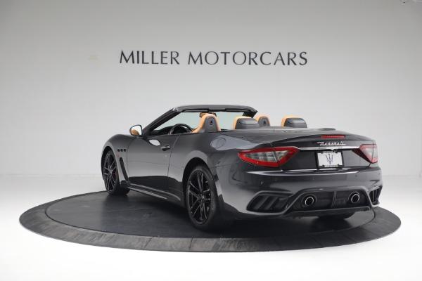 New 2018 Maserati GranTurismo MC Convertible for sale Sold at Pagani of Greenwich in Greenwich CT 06830 5