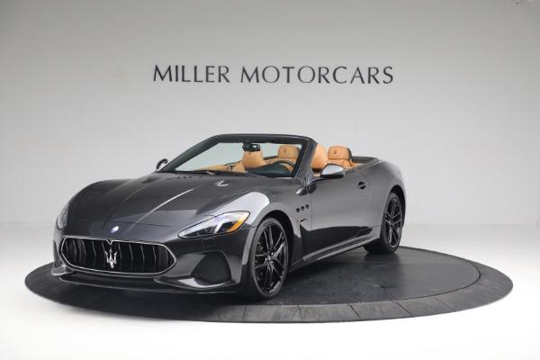 New 2018 Maserati GranTurismo MC Convertible for sale Sold at Pagani of Greenwich in Greenwich CT 06830 1