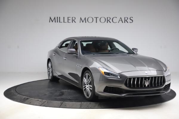 Used 2018 Maserati Quattroporte S Q4 GranLusso for sale $65,900 at Pagani of Greenwich in Greenwich CT 06830 11