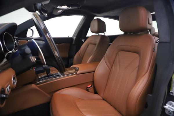 Used 2018 Maserati Quattroporte S Q4 GranLusso for sale $65,900 at Pagani of Greenwich in Greenwich CT 06830 14