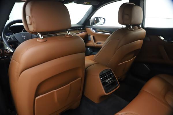 Used 2018 Maserati Quattroporte S Q4 GranLusso for sale $65,900 at Pagani of Greenwich in Greenwich CT 06830 20
