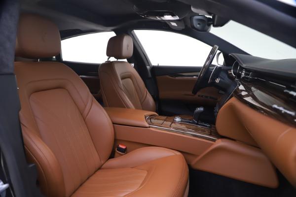 Used 2018 Maserati Quattroporte S Q4 GranLusso for sale $65,900 at Pagani of Greenwich in Greenwich CT 06830 21