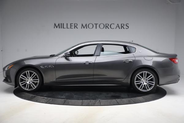 Used 2018 Maserati Quattroporte S Q4 GranLusso for sale $65,900 at Pagani of Greenwich in Greenwich CT 06830 3