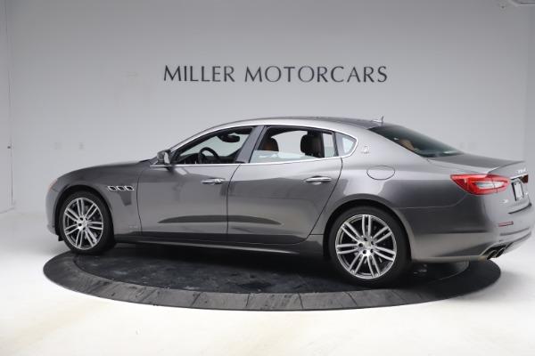 Used 2018 Maserati Quattroporte S Q4 GranLusso for sale $65,900 at Pagani of Greenwich in Greenwich CT 06830 4