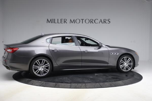 Used 2018 Maserati Quattroporte S Q4 GranLusso for sale $65,900 at Pagani of Greenwich in Greenwich CT 06830 8