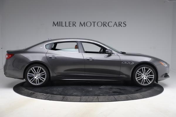 Used 2018 Maserati Quattroporte S Q4 GranLusso for sale $65,900 at Pagani of Greenwich in Greenwich CT 06830 9