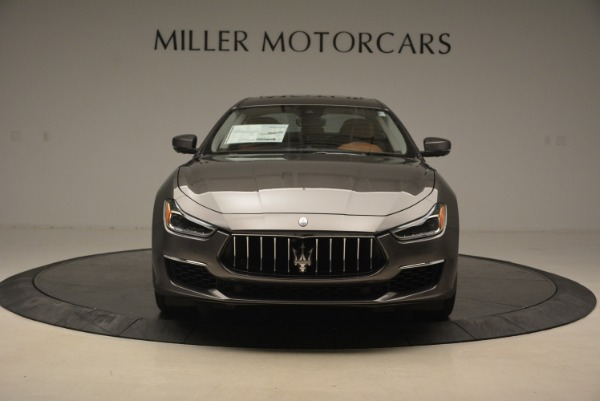 New 2018 Maserati Ghibli S Q4 GranLusso for sale Sold at Pagani of Greenwich in Greenwich CT 06830 12