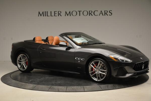New 2018 Maserati GranTurismo Sport Convertible for sale Sold at Pagani of Greenwich in Greenwich CT 06830 22