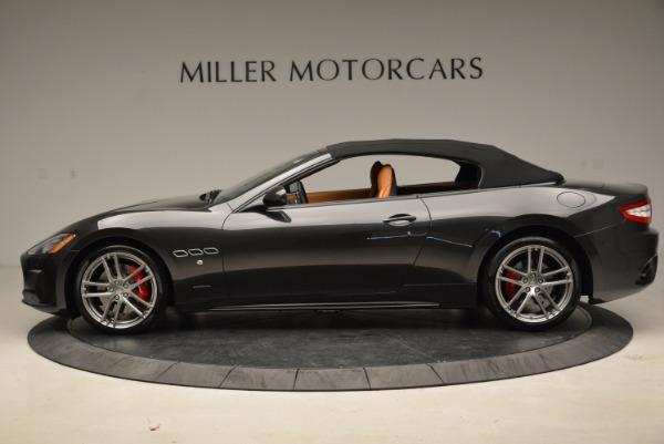 New 2018 Maserati GranTurismo Sport Convertible for sale Sold at Pagani of Greenwich in Greenwich CT 06830 3