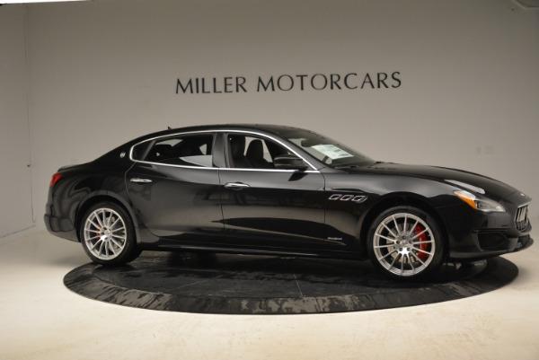 New 2018 Maserati Quattroporte S Q4 Gransport for sale Sold at Pagani of Greenwich in Greenwich CT 06830 12