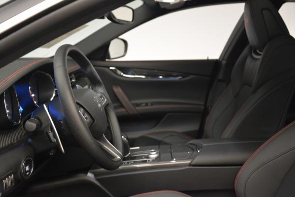 New 2018 Maserati Quattroporte S Q4 Gransport for sale Sold at Pagani of Greenwich in Greenwich CT 06830 14