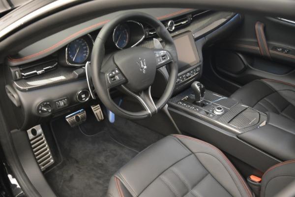 New 2018 Maserati Quattroporte S Q4 Gransport for sale Sold at Pagani of Greenwich in Greenwich CT 06830 16