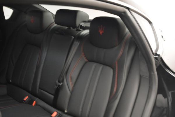 New 2018 Maserati Quattroporte S Q4 Gransport for sale Sold at Pagani of Greenwich in Greenwich CT 06830 20