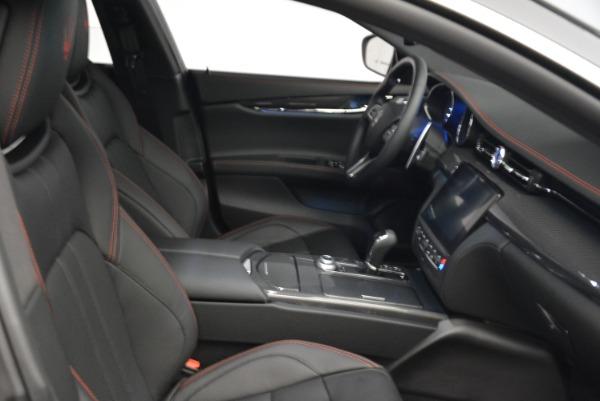 New 2018 Maserati Quattroporte S Q4 Gransport for sale Sold at Pagani of Greenwich in Greenwich CT 06830 23