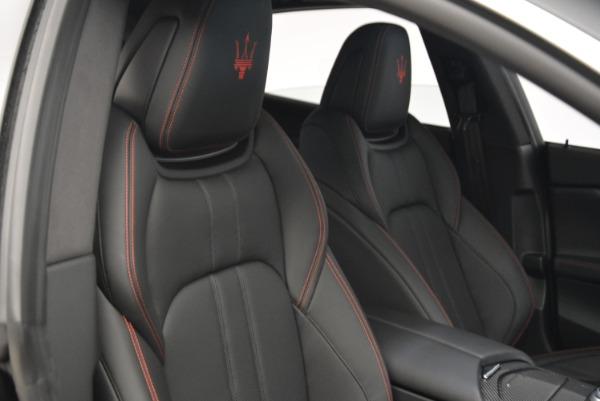 New 2018 Maserati Quattroporte S Q4 Gransport for sale Sold at Pagani of Greenwich in Greenwich CT 06830 24