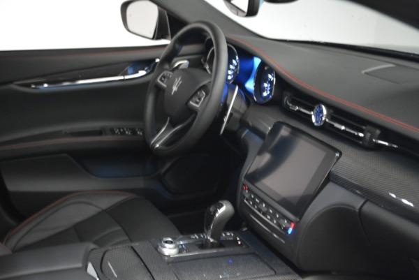 New 2018 Maserati Quattroporte S Q4 Gransport for sale Sold at Pagani of Greenwich in Greenwich CT 06830 25