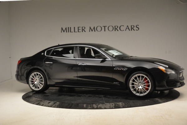 New 2018 Maserati Quattroporte S Q4 Gransport for sale Sold at Pagani of Greenwich in Greenwich CT 06830 12